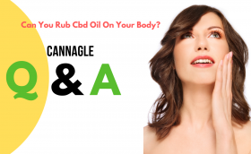 Can You Rub Cbd Oil On Your Body