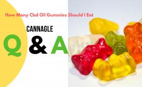 How Many Cbd Oil Gummies Should I Eat