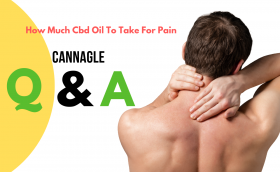 How Much Cbd Oil To Take For Pain