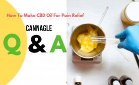 How To Make CBD Oil For Pain Relief