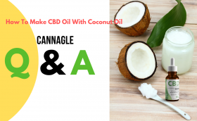 How To Make CBD Oil With Coconut Oil