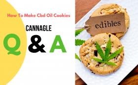 How To Make Cbd Oil Cookies