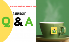 How to Make CBD Oil Tea