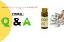 What is the average cost of cbd oil_