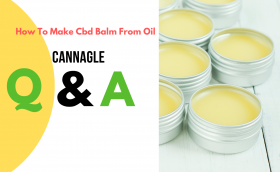 How To Make Cbd Balm From Oil