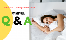 What CBD Oil Helps With Sleep