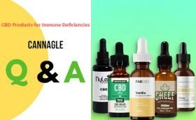 CBD Products for Immune Deficiencies
