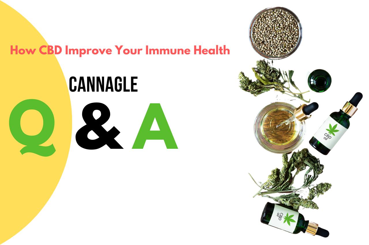 How CBD Improve Your Immune Health